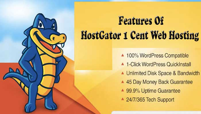 Hostgator 1 Penny Coupon Codes