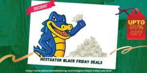 HostGator Black Friday Deals 2020 | Upto 90% Off Sale