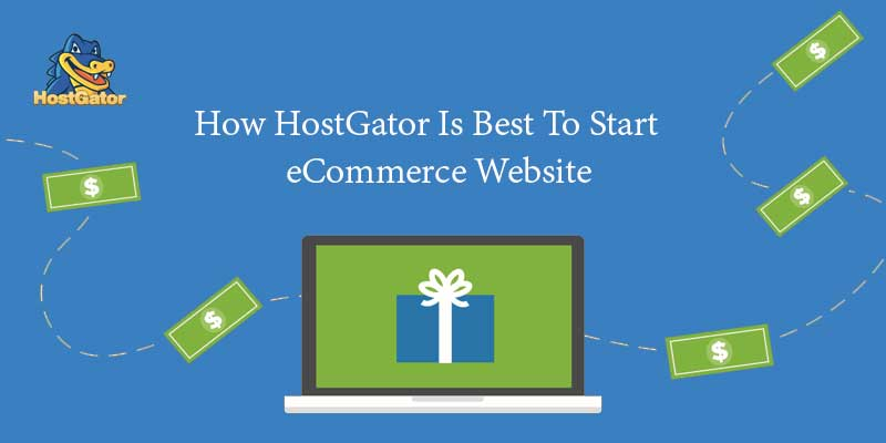 HostGator eCommerce Site