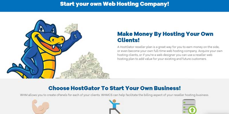 Hostgator Reseller Web Hosting Offers