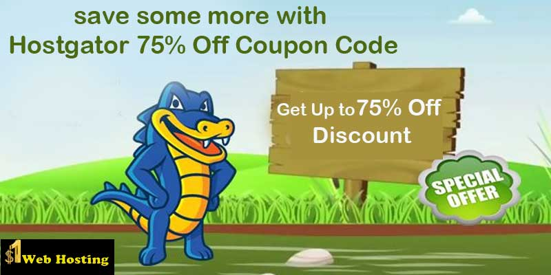 Hostgator 75 Off Coupon