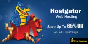 Save UpTo 65% Off On HostGator Web Hosting
