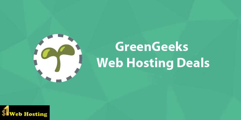 GreenGeeks Hosting Deals