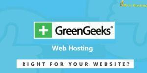 Greengeeks Web Hosting Review 2020