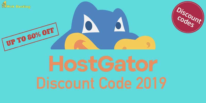 HostGator 80% Off Coupon Code