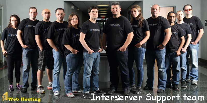 InterServer Support Team