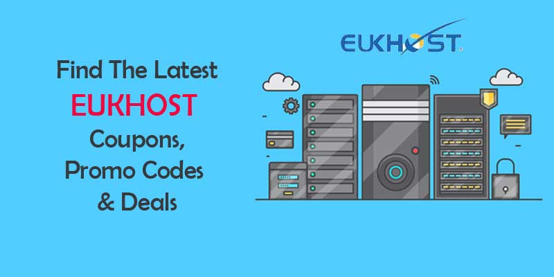 EukHost Promo Code 2021 | Web Hosting & Domain Name