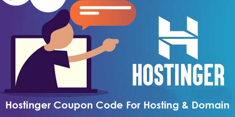 90% Off Hostinger Coupon Code & Promo Code 2020 | Hosting & Domain
