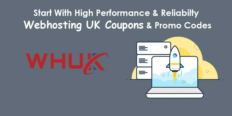 WebHosting UK Promo Code 2020 | WHUK Coupon Code