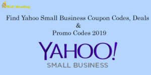 Yahoo Small Business Coupon Codes & Promo Codes 2020