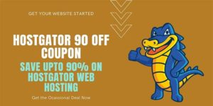 HostGator Coupon 90 Off | HostGator 90 Off Coupon