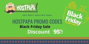 Upto 95% Off HostPapa Black Friday Deals & Sale 2020