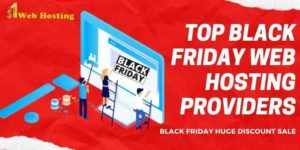 Best Black Friday Web Hosting Deals 2020