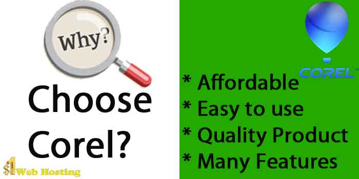 Why Choose Corel?