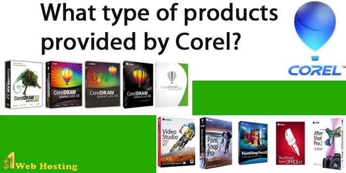 Products & Services by Corel