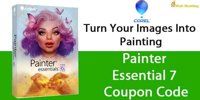 Corel Painter Essential Coupon