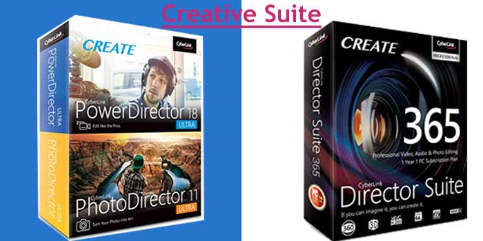 Cyberlink Promo Codes fo creative Suite