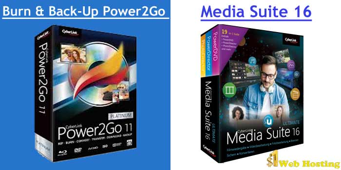 Cyberlink Promo Codes for Power2Go