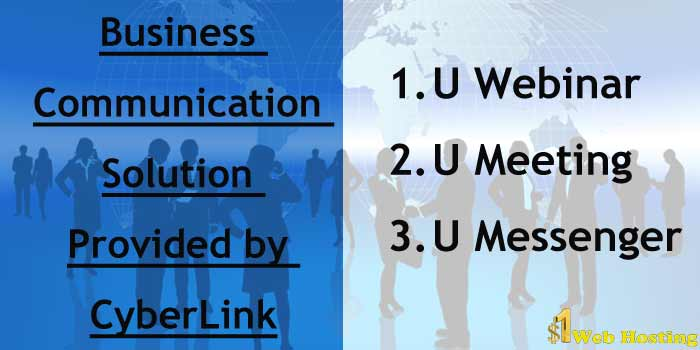 CyberLink Business Communication