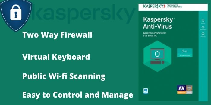 Kaspersky Features