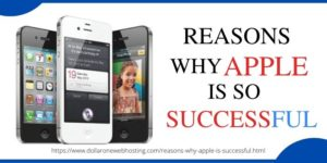 Reasons WHY Apple Is So Successful