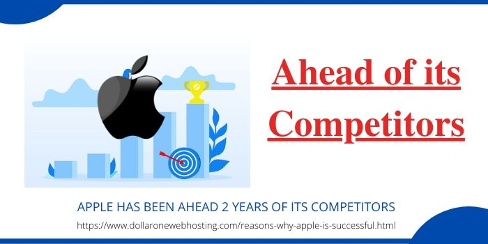 Reasons Why Apple Is Successful- Ahead of its Competitors