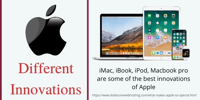 What Make Apple Special- Different Innovations