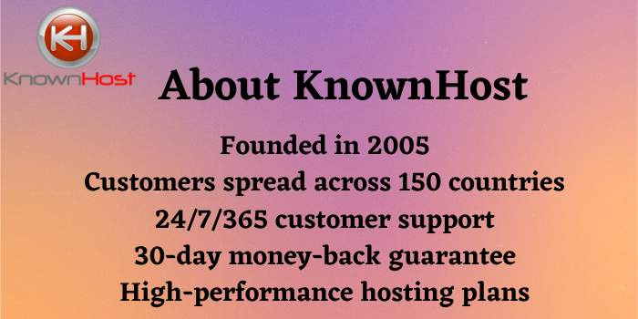 About KnownHost