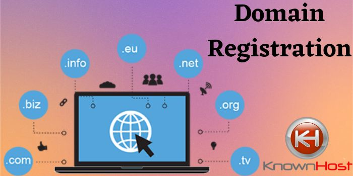 KnownHost Domain Registration