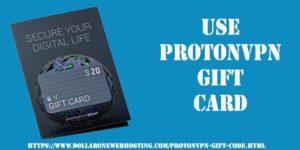 ProtonVPN Gift Code