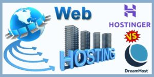 Hostinger Vs Dreamhost