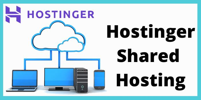Hostinger shared hosting