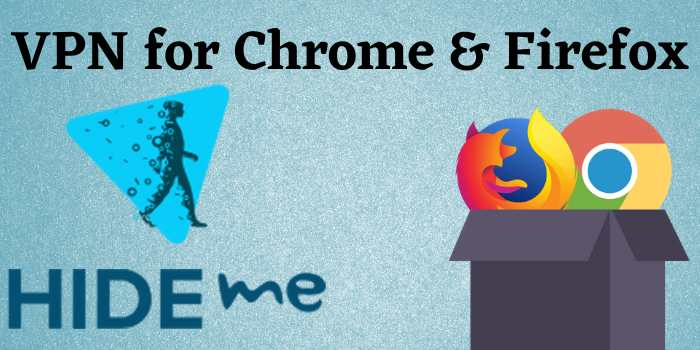 Hide.me VPN for Browser