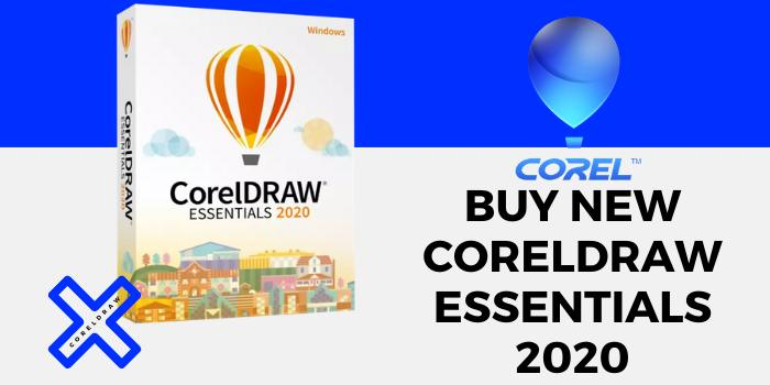 Buy NEW CorelDRAW Essentials 2020