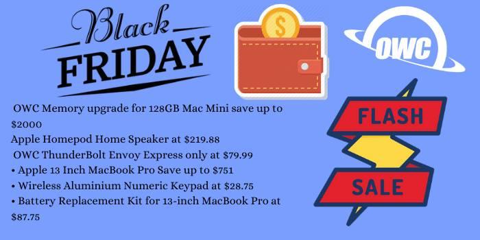 Macsales Black Friday Sale