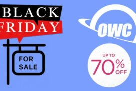 OWC Black Friday Deals