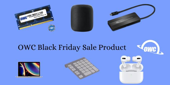 OWC Black Friday Sale Product