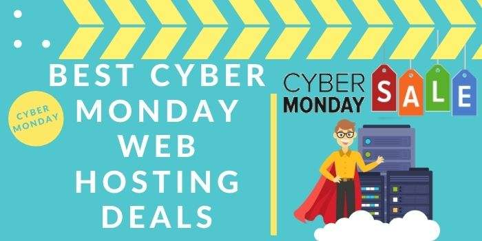 Best Cyber Monday Web Hosting Deals 2020