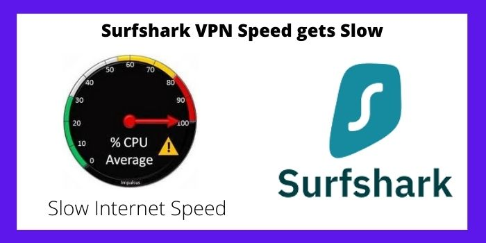 Surfshark VPN Speed