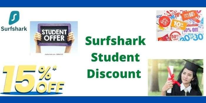Surfshark Student Discount