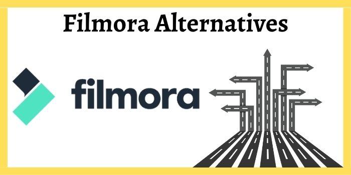 Filmora Alternatives